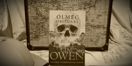 A copy of Olmec Obituary. Image supplied by LJ Owen.