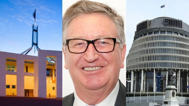 Ken Smith will lead ANZSOG, which specialises in the Australian and New Zealand parliamentary and public service systems.