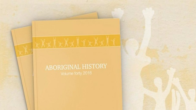 The idea for the Aboriginal History journal was first mooted in late 1975 by a small group of scholars at ANU