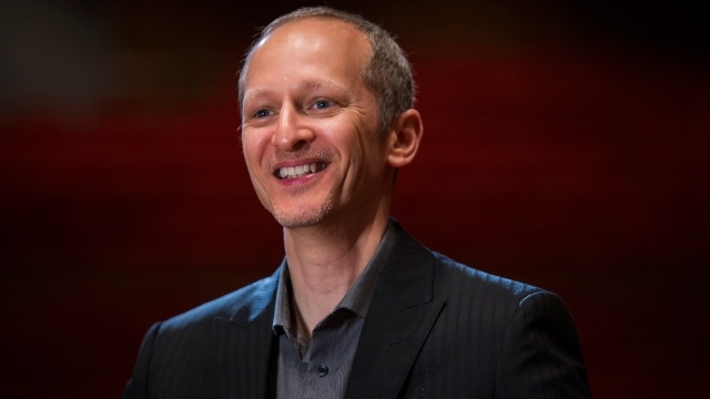 New Head of the School of Music, Professor Ken Lampl. Image: Stuart Hay/ANU