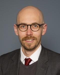 Associate Professor Nicholas Biddle